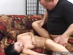 Leah Caprice rides the...