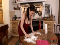 Yobt TV - Naughty brunette Karin...