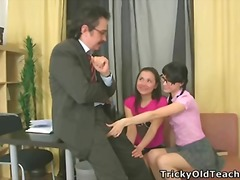 Horny ladies enticed a... from Yobt TV