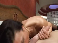 Xhamster - Threesome with mature ...