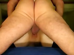 Ass Licked and Pussy C...