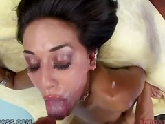 Lyla Storm Throated To...