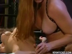 Yobt TV - Slave's body is flogge...