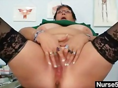 Tube8 - Mature BBW wife is fin...