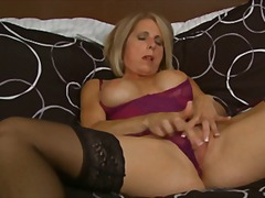Xhamster - Mature in Stockings