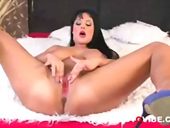 Carmen Croft Masturbate 1 from Keez Movies