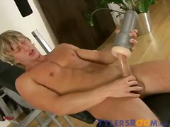 Yobt TV - Vic 3 masturbation