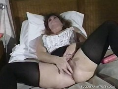 Hairy Cunt Slut Gets H... from Over Thumbs