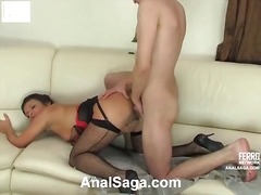 Mix of Anal Sex clips ... from Yobt TV
