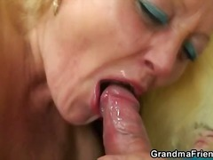 WinPorn - Old pussy craves young