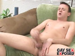 Red erotic solo gay ma... from Yobt TV