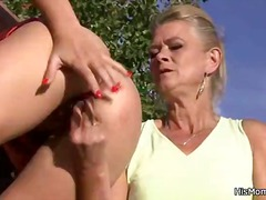 ProPorn - Mom seduces sons gf ou...