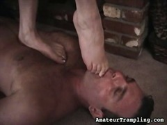 Most hot of trample 3-1