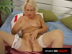 Keez Movies - Chubby Granny Cums For...