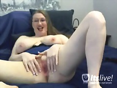 Over Thumbs - TexasHoney's Webcam Sh...