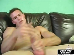 Naughty guy feels horn... from H2porn