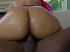 Smothered inside ass 2