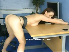 Victoria Roberts from Xhamster
