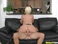 Milf in glasses and li... from Alpha Porno