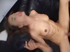 Tube8 - swallowing the whole load