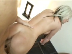 Ditsy Blonde Riley wil... from Yobt TV