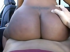 Xhamster - Toni Fucked In A Car!