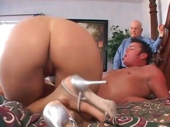 Stunning blonde wife l... from Alpha Porno