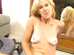 Petite blonde cougar c... from H2porn