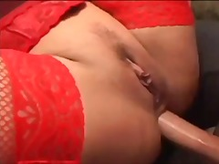 Huge titted Asian porn... from Tube8