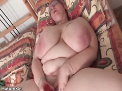 Fat busty mature woman... from DrTuber