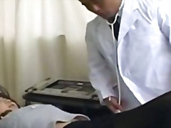 Korean doctor and kore...
