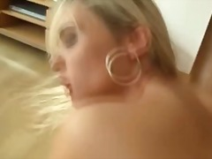 Lovely laura's anal fu...