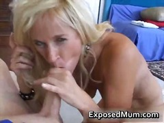 Naughty wife throating...
