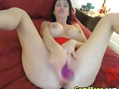 Busty babes pussy eati...