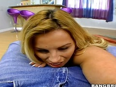 Lusty whorish blonde m... from Updatetube