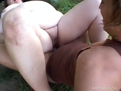 Obese chick pays for f... from WinPorn