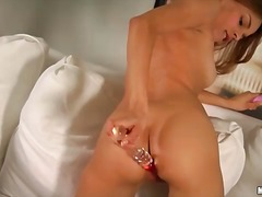 Teen fucks her box wit... from Alpha Porno