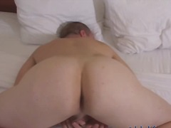 Ass hole hot fingering... from BoyFriendTV