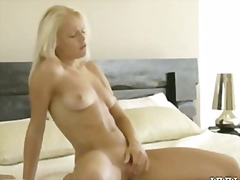 Ultra hot blond and my...