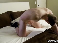Missionary boy guiltil... from BoyFriendTV