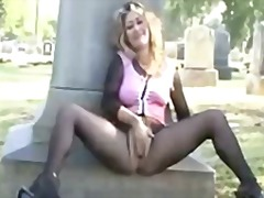 Pantyhose ladies play 1a2