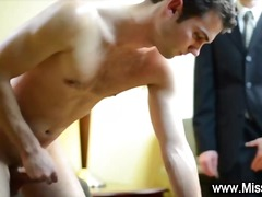 Missionary coaxed to c... from BoyFriendTV