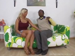 Nasty interracial hard... from Yobt