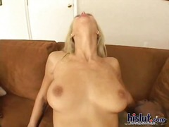 Brooke loves cum