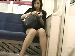 Ride on a subway2(touc... from Xhamster
