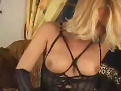 Beautiful blonde. solo... from PornoXO