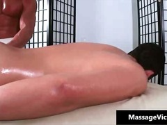 BoyFriendTV - Sexy gay stud gets his...