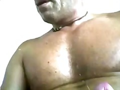Filthy man jerking off... from BoyFriendTV