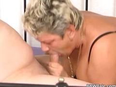 Old and crazy milf fuc... from PornoXO