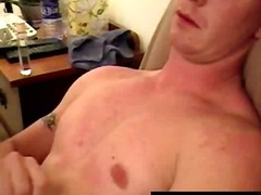 Zack jerking his gay t... from BoyFriendTV